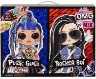 L.O.L. Surprise! OMG Remix Dwupak Punk Grrrl Rrocker Boi - 1012396 - zdjęcie 3