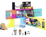 MGA Entertainment LOL SURPRISE CLUBHOUSE Playset Zestaw Klubowy Domek - 1012397 - zdjęcie 1