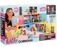 MGA Entertainment LOL SURPRISE CLUBHOUSE Playset Zestaw Klubowy Domek - 1012397 - zdjęcie 3