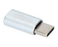 Silver Monkey Adapter micro USB - USB C - 567534 - zdjęcie 1