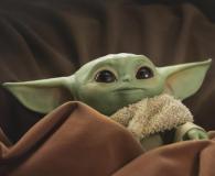Hasbro Star Wars Mandalorian Baby Yoda the Child - 1012061 - zdjęcie 3