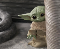 Hasbro Star Wars Mandalorian Baby Yoda the Child - 1012061 - zdjęcie 4