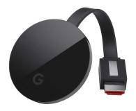 Google Chromecast Ultra 4K Black OEM - 610860 - zdjęcie 1