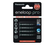 Panasonic Eneloop Pro R03/AAA 930 mAh (4 sztuki) - 293330 - zdjęcie 1