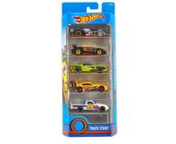 Hot Wheels Zestaw samochodzików 5 pack - 545675 - zdjęcie 1