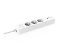 Xiaomi Mi Power Strip - 3 gniazda, 3x USB, 1.4m