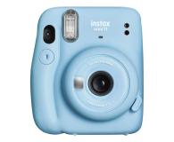 Fujifilm Instax Mini 11 niebieski + wkłady (10 zdjęć) - 606753 - zdjęcie 2