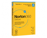 NortonLifeLock 360 Deluxe 3st. (12m.) - 546815 - zdjęcie 1