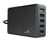 Green Cell Ładowarka sieciowa ChargeSource5 (5x USB, 52W) - 548697 - zdjęcie 1