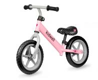 KIDWELL Rowerek biegowy Rebel Pink - 558833 - zdjęcie 1