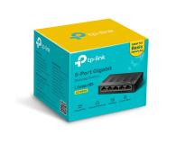 TP-Link 5p LS1005G (5x10/100/1000Mbit) - 519238 - zdjęcie 4