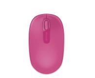 Microsoft 1850 Wireless Mobile Mouse Różowy - 247271 - zdjęcie 1