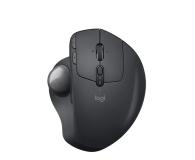 Logitech MX Ergo Wireless Trackball grafitowa - 388627 - zdjęcie 1