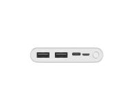 Xiaomi Mi 10000mAh 18W Fast Charge Power Bank 3 (Srebrny) - 550913 - zdjęcie 4