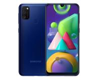 Samsung Galaxy M21 SM-M215F Blue - 557640 - zdjęcie 1