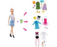 Barbie Lalka Zestaw niespodzianka ubranka - 564642 - zdjęcie 3
