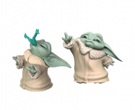 Hasbro Mandalorian The Child Baby Yoda Snack&Force - 566001 - zdjęcie 1