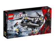 LEGO Marvel Super Czarna Wdowa i pościg helikopterem - 567434 - zdjęcie 1
