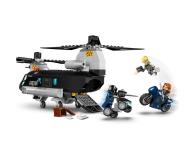 LEGO Marvel Super Czarna Wdowa i pościg helikopterem - 567434 - zdjęcie 3