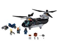 LEGO Marvel Super Czarna Wdowa i pościg helikopterem - 567434 - zdjęcie 2