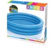 INTEX Basen niebieski Crystal Blue 137x33cm - 549982 - zdjęcie 3