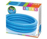 INTEX Basen niebieski Crystal Blue 168x38cm - 549969 - zdjęcie 3