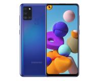 Samsung Galaxy A21s SM-A217F Blue - 557627 - zdjęcie 1