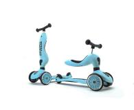 Scoot & Ride Highwaykick 1 Jeździk i hulajnoga 2w1 Blueberry - 573304 - zdjęcie 2
