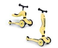 Scoot & Ride Highwaykick 1 Jeździk i hulajnoga 2w1 Lemon - 573307 - zdjęcie 1