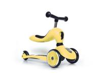 Scoot & Ride Highwaykick 1 Jeździk i hulajnoga 2w1 Lemon - 573307 - zdjęcie 3