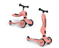 Scoot & Ride Highwaykick 1 Jeździk i hulajnoga 2w1 Peach - 573305 - zdjęcie 1