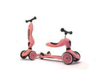 Scoot & Ride Highwaykick 1 Jeździk i hulajnoga 2w1 Peach - 573305 - zdjęcie 4