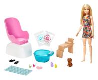 Barbie Mani-pedi Spa Zestaw do zabawy - 573544 - zdjęcie 1