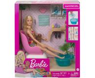 Barbie Mani-pedi Spa Zestaw do zabawy - 573544 - zdjęcie 5