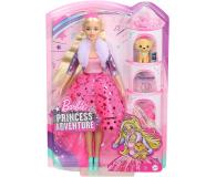Barbie Przygody Ksiezniczek Ksiezniczka Barbie blondynka - 573537 - zdjęcie 4