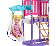 Barbie Skipper Klub opiekunek Plac zabaw Zestaw - 573540 - zdjęcie 2