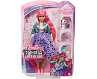 Barbie Przygody Księżniczek Księżniczka Daisy różowe włosy - 573538 - zdjęcie 4