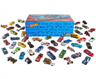 Hot Wheels Samochodziki 50-pak - 573566 - zdjęcie 1