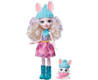 Mattel Enchantimals Snow Valley Zimowa chatka Zestaw - 573557 - zdjęcie 2