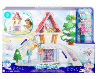 Mattel Enchantimals Snow Valley Zimowa chatka Zestaw - 573557 - zdjęcie 7