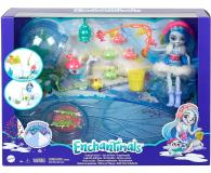 Mattel Enchantimals Snow Valley Zimowe wędkowanie Zestaw - 573554 - zdjęcie 5