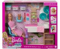 Barbie Salon Spa Maseczka na twarz Zestaw - 573545 - zdjęcie 2
