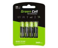 Green Cell 4x AA HR6 2600mAh - 573951 - zdjęcie 1