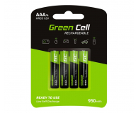 Green Cell 4x AAA HR03 950mAh - 573955 - zdjęcie 1