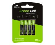 Green Cell 4x AAA HR03 800mAh - 573957 - zdjęcie 1