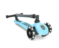 Scoot & Ride Highwaykick 3 LED Hulajnoga Balansowa 3+ Blueberry - 580581 - zdjęcie 2
