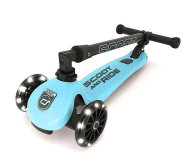 Scoot & Ride Highwaykick 3 LED Hulajnoga Balansowa 3+ Blueberry - 580581 - zdjęcie 3
