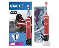 Oral-B D100 Kids Star Wars + Etui Podróżne - 580753 - zdjęcie 1