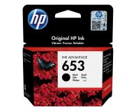 HP 653 Black 360str. - 581045 - zdjęcie 1