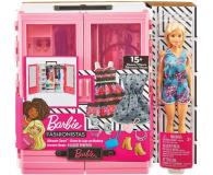 Barbie Szafa na ubranka + Lalka fashionistas - 488466 - zdjęcie 8